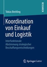 Koordination von Einkauf und Logistik - Interfu...