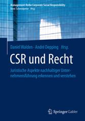 CSR und Recht - Juristische Aspekte nachhaltige...