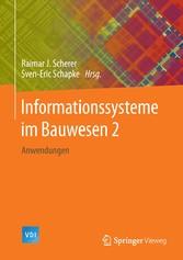 Informationssysteme im Bauwesen 2 - Anwendungen