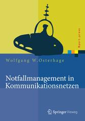 Notfallmanagement in Kommunikationsnetzen