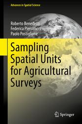 Sampling Spatial Units for Agricultural Surveys bei Ciando - eBooks