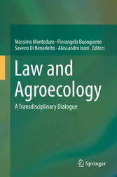 Law and Agroecology - A Transdisciplinary Dialogue