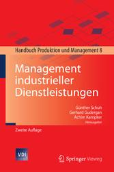Management industrieller Dienstleistungen - Han...