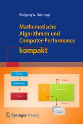 Mathematische Algorithmen und Computer-Performa...