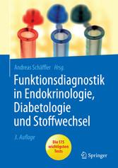 Funktionsdiagnostik in Endokrinologie, Diabetol...