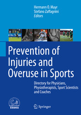 Prevention of Injuries and Overuse in Sports - ...
