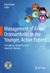 Management of Knee Osteoarthritis in the Younge...