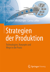Strategien der Produktion - Technologien, Konze...