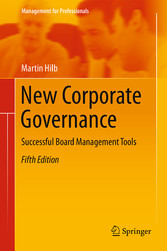 New Corporate Governance - Successful Board Man...