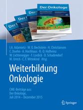 Weiterbildung Onkologie - CME-Beiträge aus: Der...