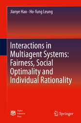 Interactions in Multiagent Systems: Fairness, S...