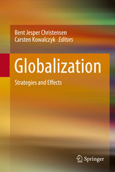 Globalization - Strategies and Effects