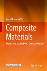 Composite Materials - Processing, Applications,...