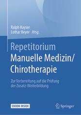 Repetitorium Manuelle Medizin/Chirotherapie - Z...