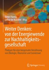 Weiter Denken: von der Energiewende zur Nachhal...