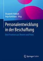 Personalentwicklung in der Beschaffung - Best P...