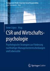 CSR und Wirtschaftspsychologie - Psychologische...