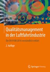 Qualitätsmanagement in der Luftfahrtindustrie -...