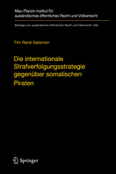 Die internationale Strafverfolgungsstrategie ge...