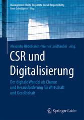 CSR und Digitalisierung - Der digitale Wandel a...