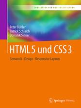 HTML5 und CSS3 - Semantik - Design - Responsive...