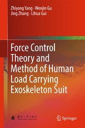 Force Control Theory and Method of Human Load C...