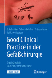 Good Clinical Practice in der Gefäßchirurgie - ...