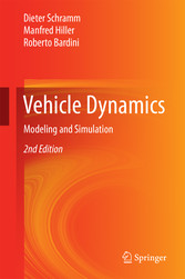 Vehicle Dynamics - Modeling and Simulation