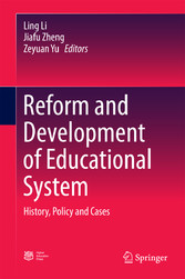 Reform and Development of Educational System - ...