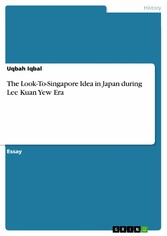 The Look-To-Singapore Idea in Japan during Lee ...