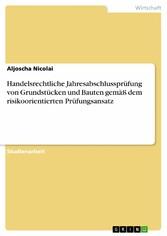 Handelsrechtliche Jahresabschlussprüfung von Gr...