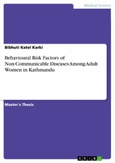 Behavioural Risk Factors of Non-Communicable Di...