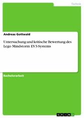 Untersuchung und kritische Bewertung des Lego M...