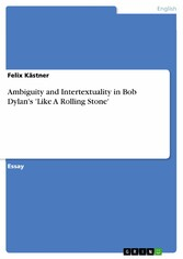 Ambiguity and Intertextuality in Bob Dylans Lik...