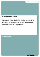 Das ideale Gesellschaftsbild im Koran. Wie werd...