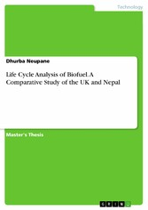 Life Cycle Analysis of Biofuel. A Comparative S...