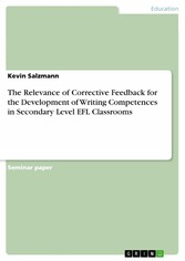 The Relevance of Corrective Feedback for the De...