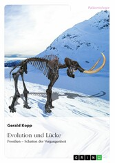 Evolution und Lücke - Fossilien - Schatten der Vergangenheit