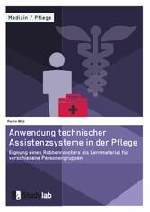 Anwendung technischer Assistenzsysteme in der P...