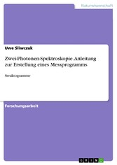 Zwei-Photonen-Spektroskopie. Anleitung zur Erst...