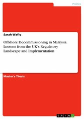 Offshore Decommissioning in Malaysia. Lessons f...