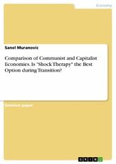 Comparison of Communist and Capitalist Economie...