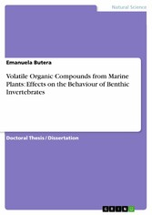 Volatile Organic Compounds from Marine Plants: ...