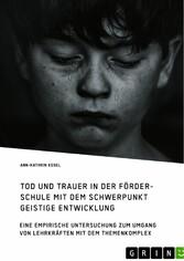 Tod und Trauer in der Förderschule mit dem Schw...