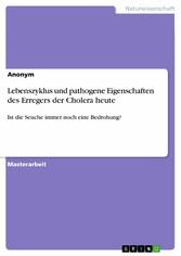 Lebenszyklus und pathogene Eigenschaften des Er...