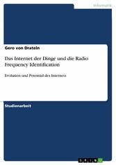 Das Internet der Dinge und die Radio Frequency ...