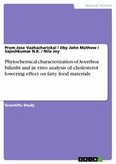 Phytochemical characterization of Averrhoa bili...