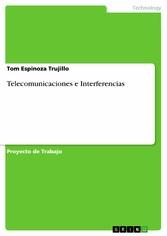 Telecomunicaciones e Interferencias