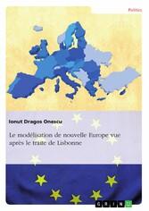 Le modélisation de nouvelle Europe vue après le...