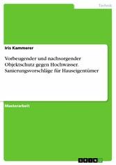 Vorbeugender und nachsorgender Objektschutz geg...